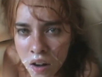 Hot amateur chicks get jizzed on in the hottest compilation ever