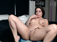 This Latina MILF just looks like a tons of fun and she loves being naked