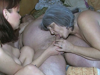 Mind-blowing sex with two sex-starved bitches is fucking awesome