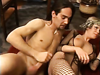 This slut's sex sessions are keep getting better and better