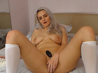 Fucking Ass And Pussy Makes Mommy Cum