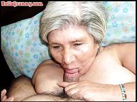 HelloGrannY Collection of Latin Grannies Slideshow