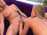 Pussy Pleasing Toys Loosen Up Carli