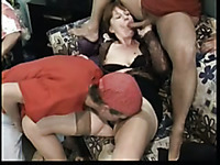 Mature curly bitch is ugly but she is great especially in oral sex