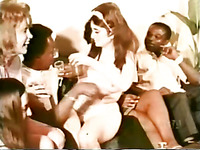 Vintage porn compilation with chubby busty white chicks