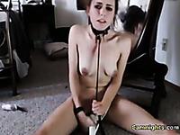 Lovely Teen has a good time on webcam