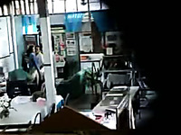 Hidden cam video of Thai teacher having sex with hot coworker