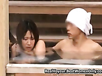 Japanese Asian Best Woman Fucked Mix Public Bath