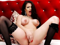 Fancy Moms Amazing Orgasms And Blowjob