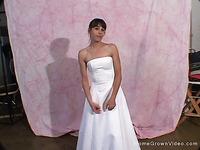 Wedding photoshoot turns into hardcore fucking