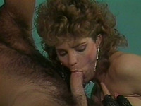 Horny and filthy bitches get drilled and grey haired man touches the clit