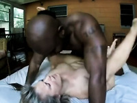 Cheating Busty Wife With Buff Black Stud