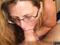 Horny sex clip MILF amateur craziest pretty one