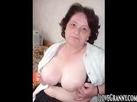 ILoveGrannY Amateur Granny Pictures Compilation