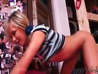 Mozenrath Presents : Kasia Teen Schoolsgirls Masturbation On Cam