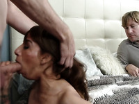 A Session To Make Arousement That Make Each Other Ease