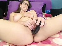 hot stepmommy masturbating