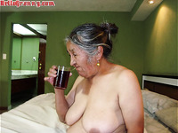 HelloGrannY Amateur Wrinkly Latinas in Slideshow