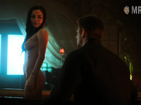 Juicy tits and real sexy butt belonged to Martha Higareda are exposed