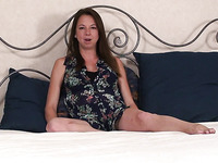 Interracial amateur couple film their first video