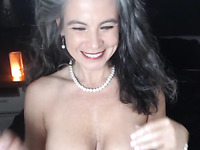 My naked busty granny blowjob