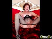 OmaPasS Amateur Granny Videos Mashup in Compilation
