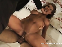 An Outdoor Screwing Session For Woman Feeling Horny