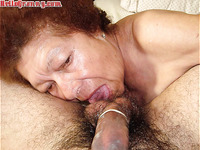 Lusty Hot Latin Ripe Amateur Grannies Collection