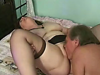 Cock hungry babe loved to get that large cock deep throat